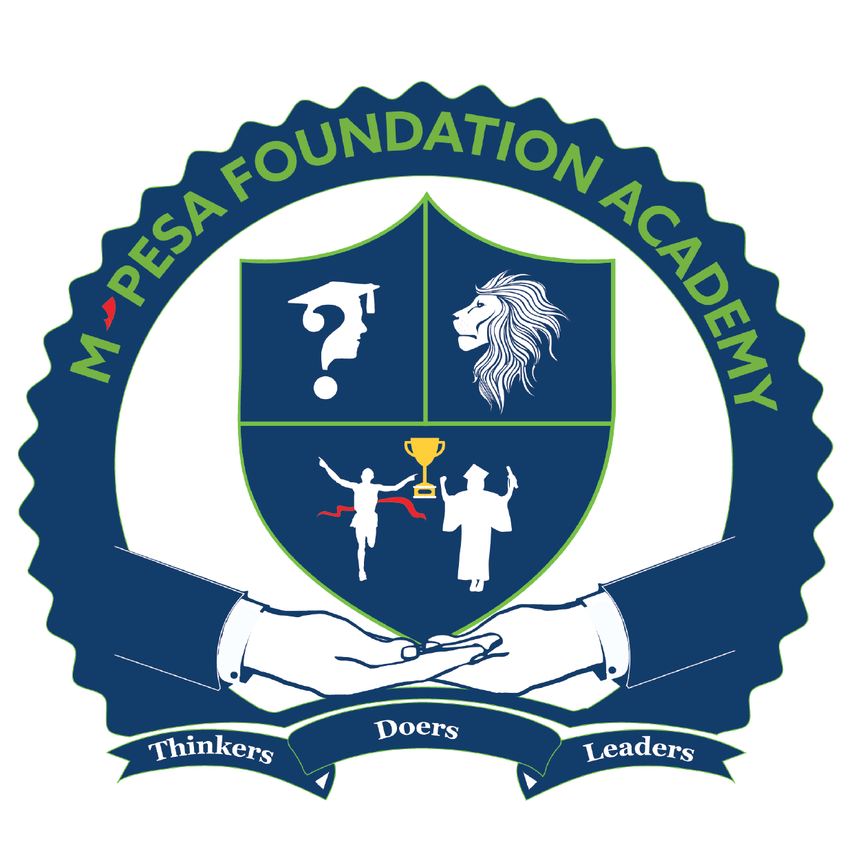 mpesa foundation logo